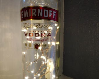 Smirnoff Liquor Lamp