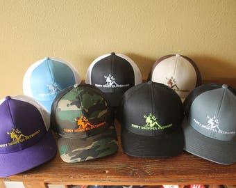 Snapback Mesh Baseball Hat