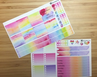 "The ""Over The Rainbow"" Kit for the Mini Happy Planner (Limited Edition)"