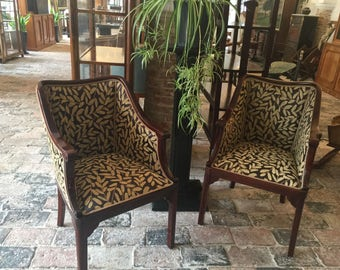 European Antiques, accent chairs