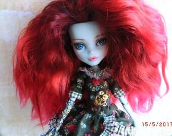 OOAK Monster High Frankie Stein