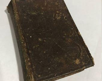 Antique Hymn Book