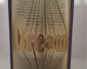 Dream - Folded Book