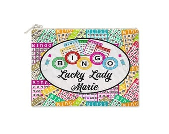 Personalized Bingo Bag