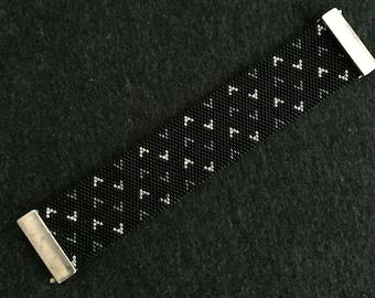Bracelet beads Miyuki - bird model