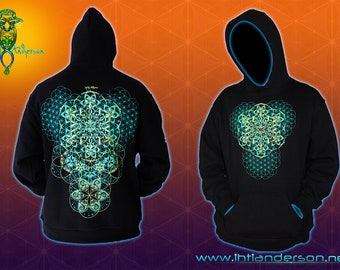 Ihtianderson Sacred Vision printed sweatshirt