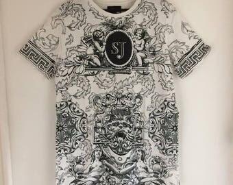 T-shirt long blanc Sixth June