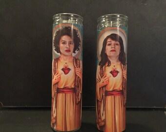 Broad City Prayer Candle Set