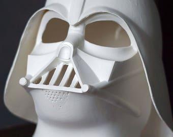 Darth Vader Helmet Star Wars Helmet White Anakin Skywalker Helmet