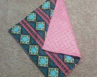 Aztec Lovey Security Blanket