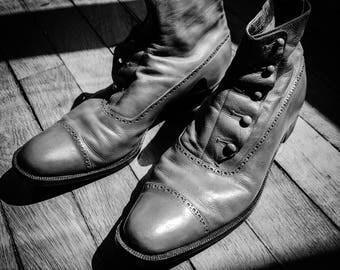 Shoes Vintage 1942