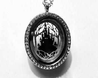 Tiny Transylvania Necklace