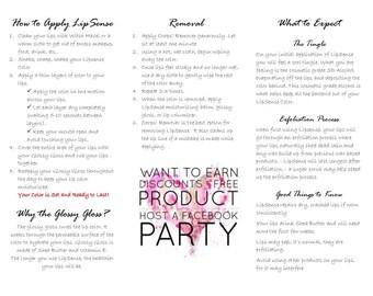 how to apply lipsense pdf