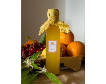 Arancello - Handmade orange liqueur
