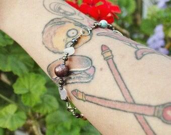 Mixed Bead Bracelet