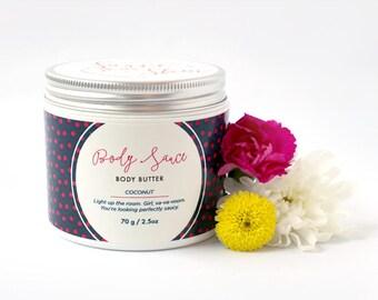 Body Sauce Body Butter