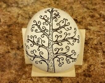 Tree of life rock