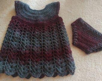 Baby Dress 0-3 months