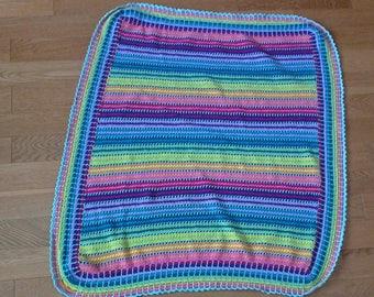 Skittles Blanket