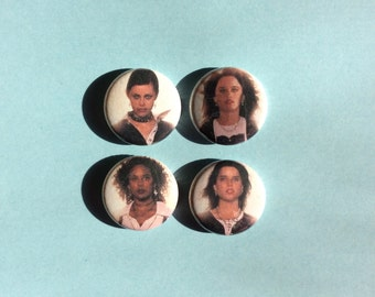 The Craft Pin Pack - One Inch Pinback Buttons