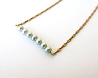 Highlight Pearl Necklace