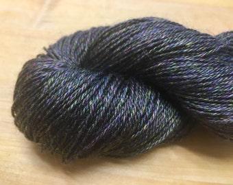 Black Gold Bamboo Yarn