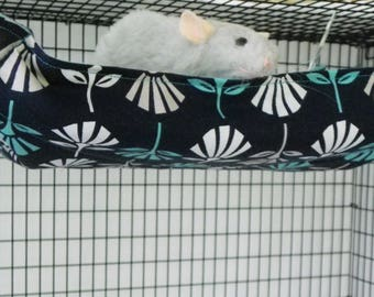 Rat Hammock, Basket Hammock,Rat Bed,Small Pet Hammock, rat hammock,Pet supplies, Pet accessories,small animal,Rat Cage Hammock