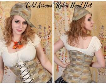 Cold Arrows Robin Hood Hat