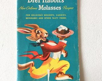 Vintage Brer Rabbit's New Orleans Molasses Recipe Booklet