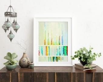 Abstract Watercolor, Minimalist Print, Abstract Art Print, Modern Art Painting, Watercolor Art Print, Minimalist Art, Watercolor Painting