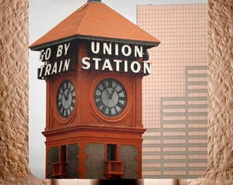Union Station Night Light