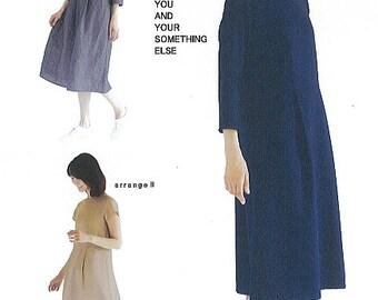 M165 Adult Waist Switch Dress M Pattern - Japanese M Pattern
