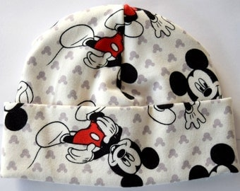 Disney Mickey Mouse Newborn Hat
