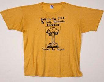 Vintage Nuclear Bomb Tee