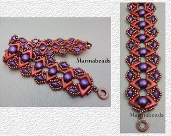 TUTORIAL Aveline Bracelet