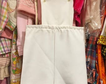 1970ss Baby Overalls 9/12 Months