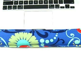 LAPTOP Keyboard Wrist Support Carpal Tunnel Wrist Pain Desk Set Wrist Rest Geekery Office Work Place Fabric
