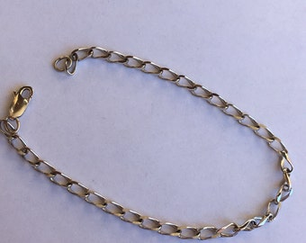 Silver Colored Bracelet