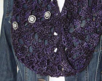 Petula Cowl, Easy Crochet Pattern, DIY, Pattern Only,  Make it yourself