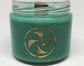 Minuet of Forest Inspired Candle WITH Charm Inside!