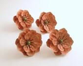 Vintage Napkin Rings Flowers