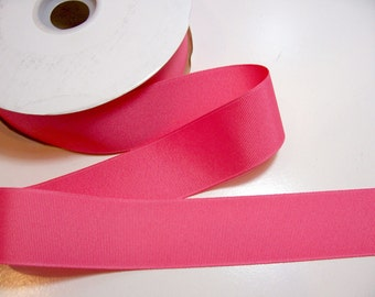 Coral Ribbon, Offray Coral Rose Grosgrain Ribbon 1 1/2 inches wide x 50 yards