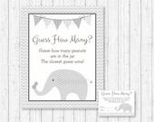 Cute Elephant Guess How M...