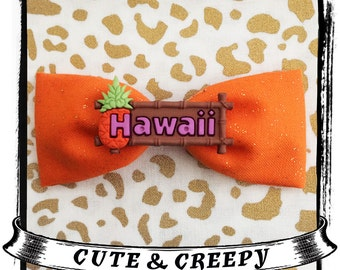 Hawaii Hair Clip