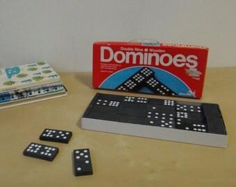 Wooden Dominoes Set - Pressman