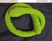 ON SALE NOW Darling Little Green Sneaky Snake Christmas Present Gift Stocking Stuffer Toy Birthday Decor Children