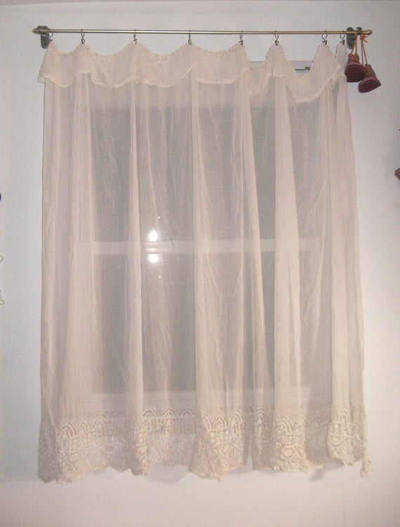 curtain panel german curtains lace curtains white. Black Bedroom Furniture Sets. Home Design Ideas