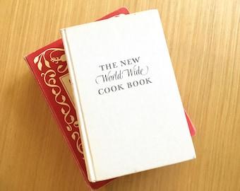 1951 The New World Wide Cookbook (Rare)