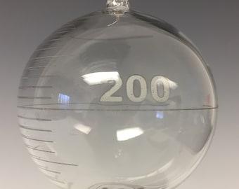 Scientific Graduated Ornament