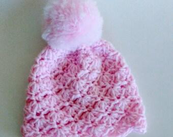 Newborn Hat, newborn baby hat ,newborn girl hat